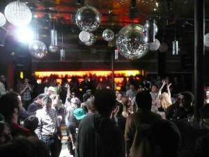 Cielo dance floor
