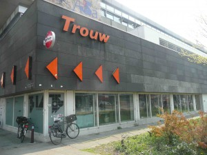 club TROUW outside