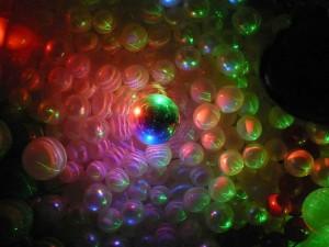 Disco ball&ballons